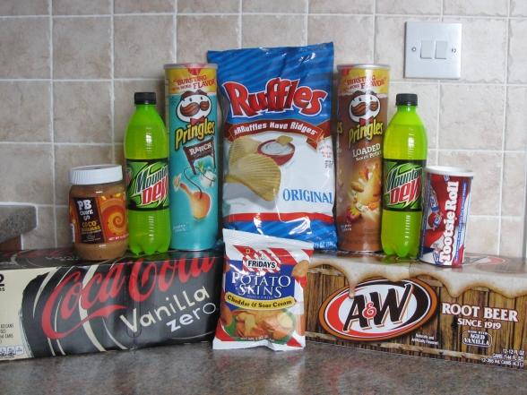 American Groceries