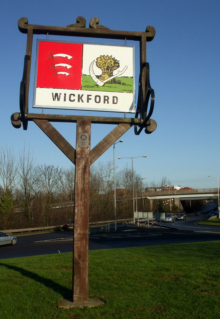Wickford Sign