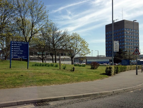 Basildon Hospital 2