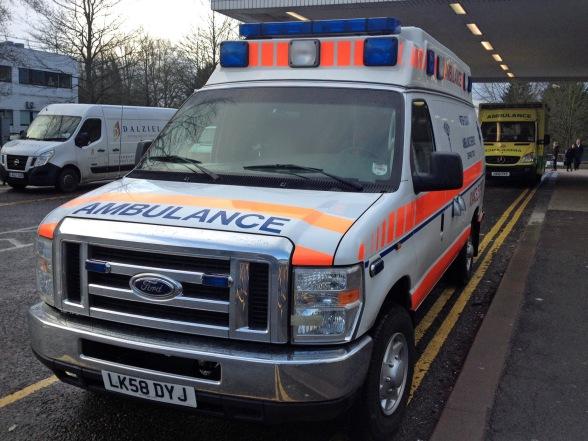 Canadian Ambulance